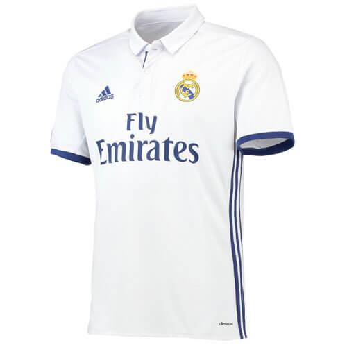 پیراهن و شورت رئال مادرید ۲۰۱۷  