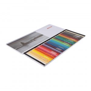 مداد رنگی 50 رنگ فکتیس