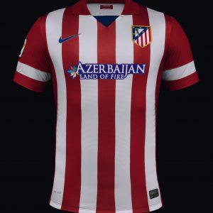 پیراهن تکی اتلتیکو مادرید 2017