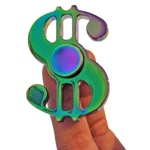اسپینر فلزی دلار