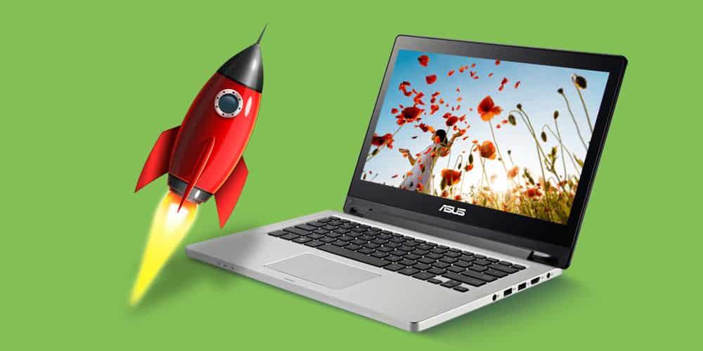 laptop speed up