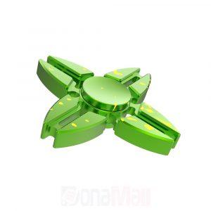 اسپینر دراگون 4 پره سبز