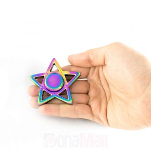 اسپینر ستاره 7 رنگ