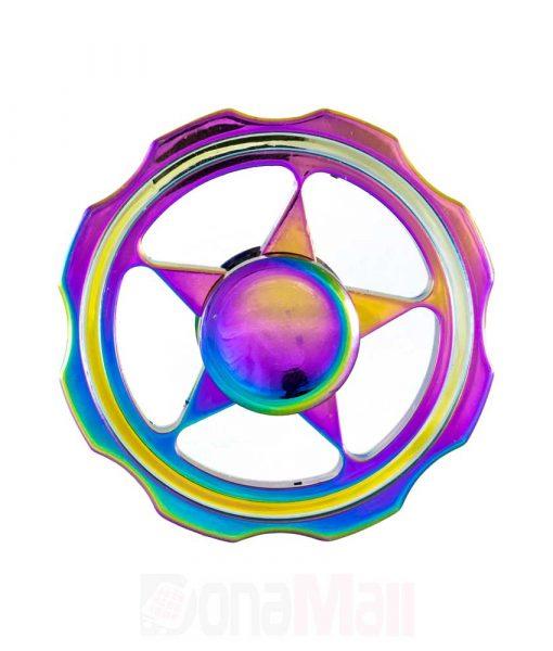اسپینر رینگ 7 رنگ