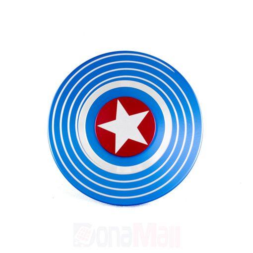 اسپینر کاپیتان آمریکا آبی