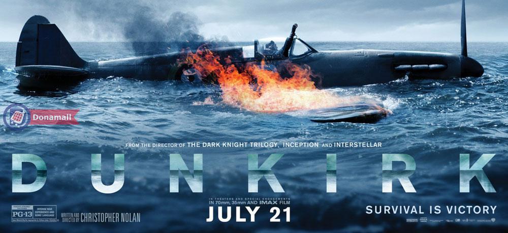 فیلم سینمایی Dunkirk