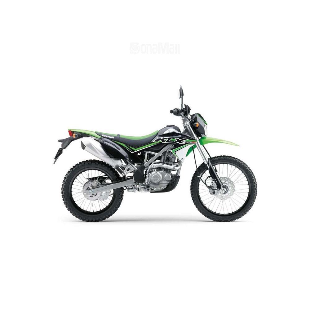 موتور سیکلت کاوازاکی Kawasaki D Tracker |