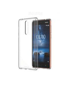قاب محافظ ژله ای Nokia 8