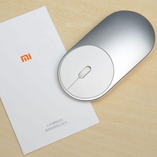 ماوس پرتابل بی سیم/mouse portable 1 xiaomi