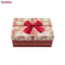 جعبه کادويی طرح گل