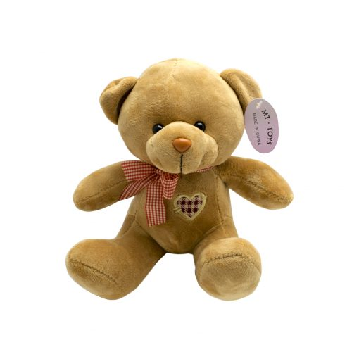 عروسک خرس Teddy قهوه ای