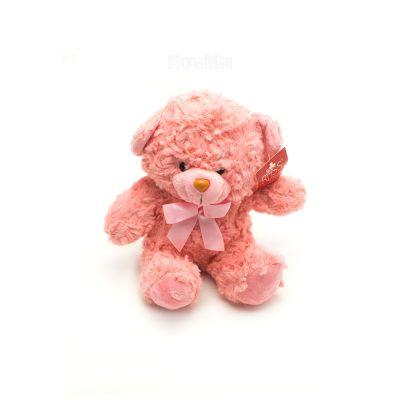 عروسک خرس Teddy صورتی