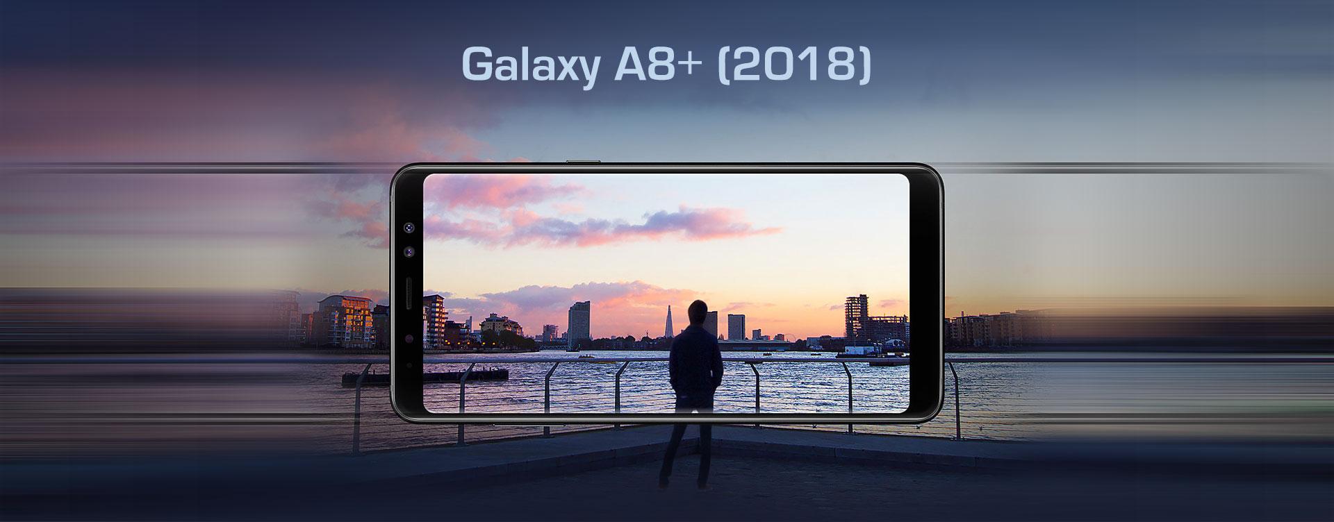 گوشی موبایل سامسونگ گلکسی A8 پلاس