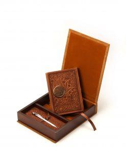 جعبه قرآن نسیم مسی