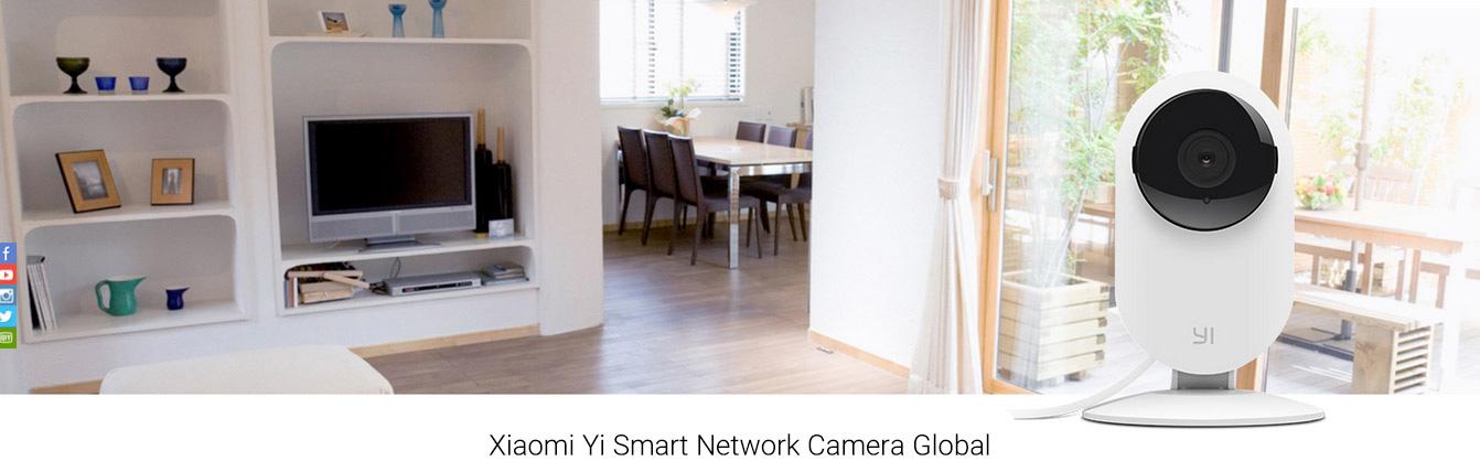 دوربین تحت شبکه شیائومی مدل Yi Smart