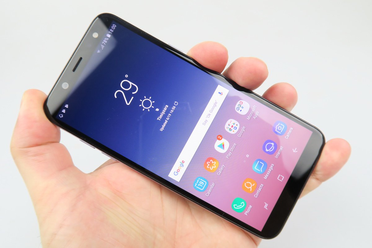 سامسونگ Galaxy A6 2018